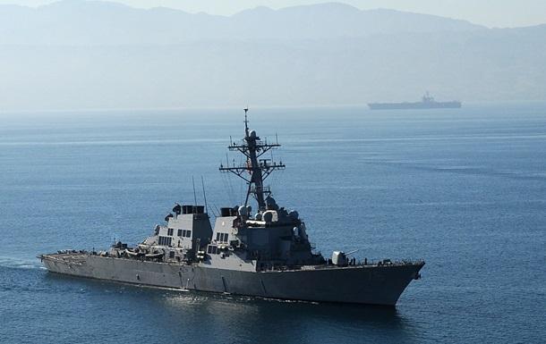 Китай заявив про вторгнення США в свої води
