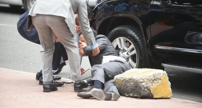 """Andrés Navarro ve caída como """"un llamado de Dios"""""""