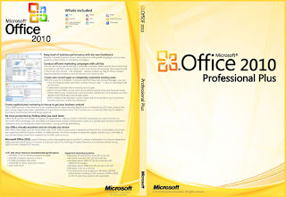 office professional plus 2010 product key working