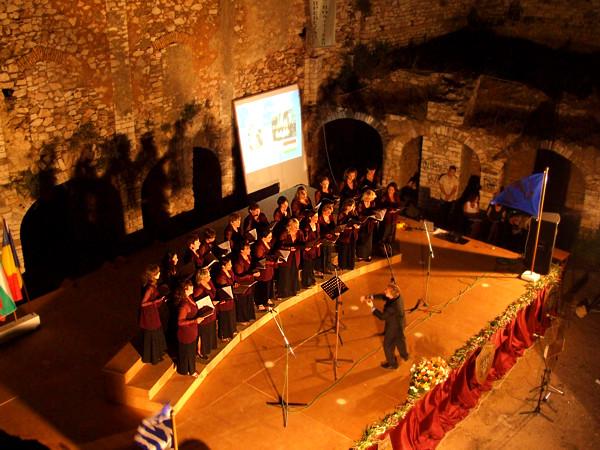 Preveza International Choral Festival: Welcome