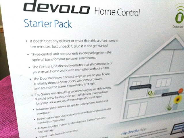 Devolo Smart Home Security Kit Z Wave Enabled Gadget Explained