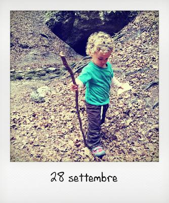 Ferie d'agosto nel parco nazionale d'Abruzzo con i bambini