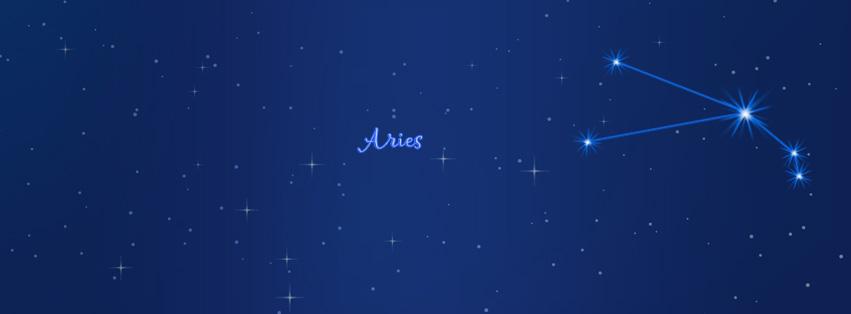 Aries Facebook Cover