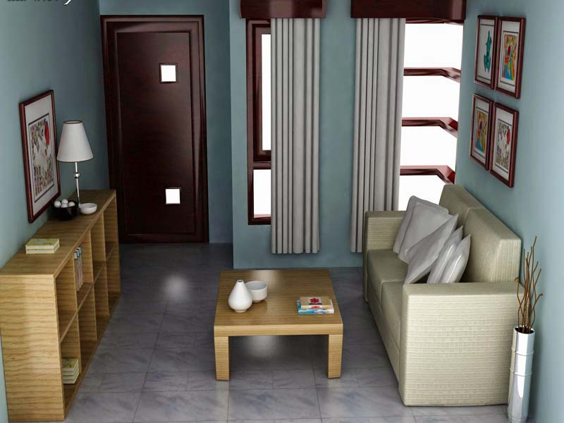 Kombinasi Warna Cat Untuk Ruang Tamu Minimalis Design