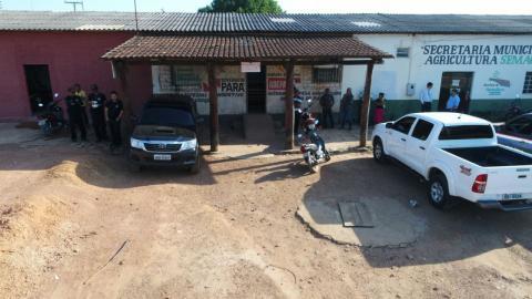 Polícia Civil deflagra operação para combater esquema de corrupção no sul do Estado