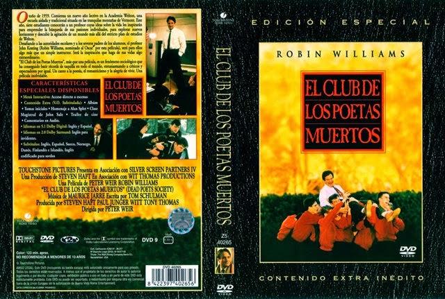 La Sociedad de los Poetas Muertos DVDRip Latino 1989