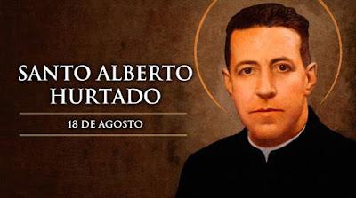 Santo Alberto Hurtado, fundador do Lar de Cristo
