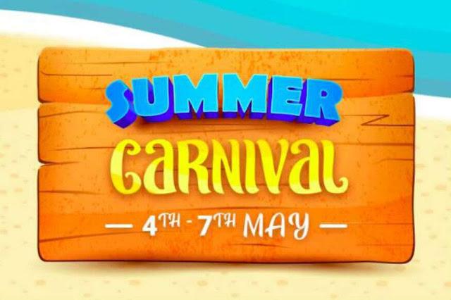 Flipkart Summer Carnival Sale best discounts on the latest smartphones
