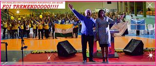 MAIS Realiza a VIII Edição do Congresso Regional Apostolico em Chapadinha