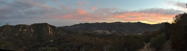 Sespe valley