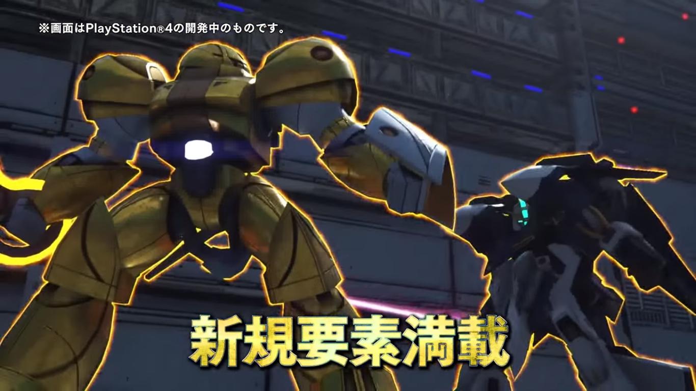Gundam Breaker 3 Airs Its Second Ad - Gundam Kits Collection News and Reviews