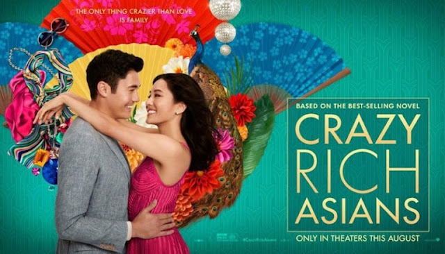 crazy rich asian poster
