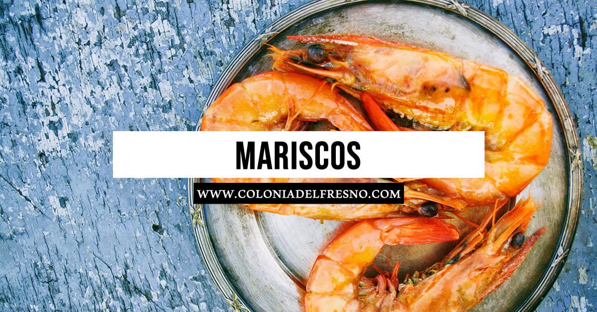 mariscos en la colonia del fresno
