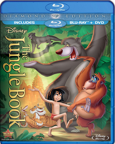 The Jungle Book [Diamond Edition] [BD25] [1967] [Latino]