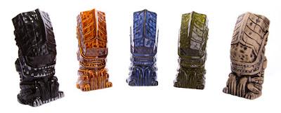 Aliens Xenomorph Mondo Tee-kis Ceramic Tiki Mugs