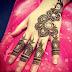 Arabic Eid Mehndi Designs For Hands 2017