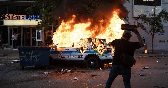 ABD'de Ateşin ve Öfkenin Gecesi: Amerika'da Ne Oluyor?