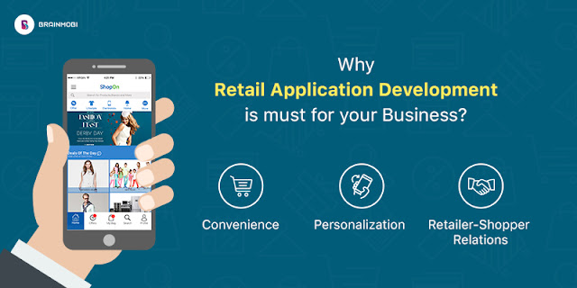 Why Retail Application Development is must for your Business?