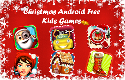 christmas android kids games