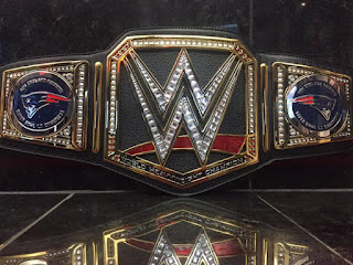 Straight From Triple H (In My Booker T Voice) five time , five time , five time , five time , five time Super Bowl Champions
