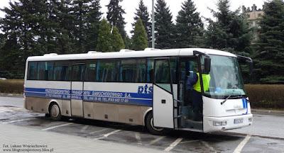 Solbus C10,5 z PTS Kraków