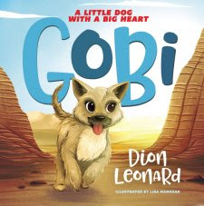 Book Review: A Little Dog with A Big Heart Gobi