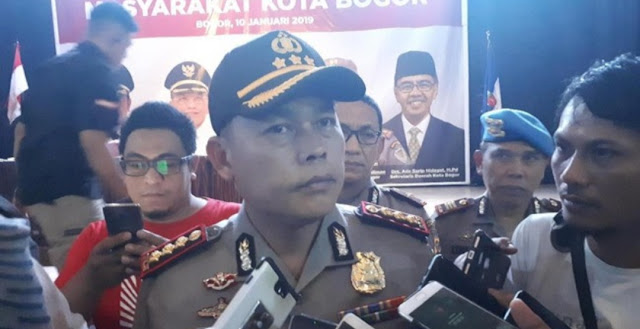 Ketua GNPF-Ulama Bogor Jadi Tersangka terkait Video Ajakan Perlawanan
