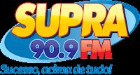 Rádio Supra FM (antiga Mega FM) de Luziânia e Gama DF ao vivo