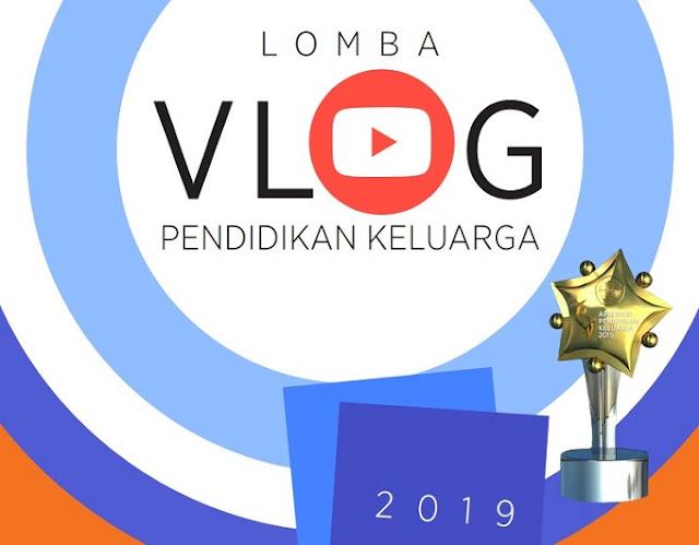 Lomba Vlog Pendidikan Keluarga 2019
