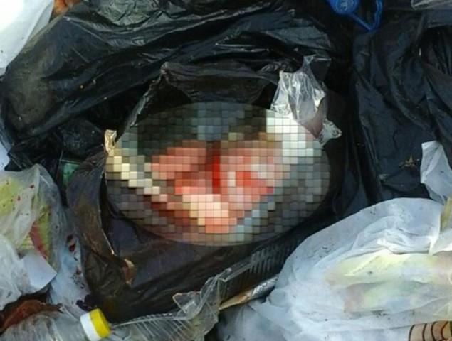 В Башкирии обнаружили труп новорожденного
