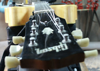 Twisted Guitar neck Fret Dress