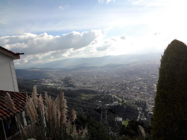 モンセラーテの丘に広がる絶景過ぎる景色
