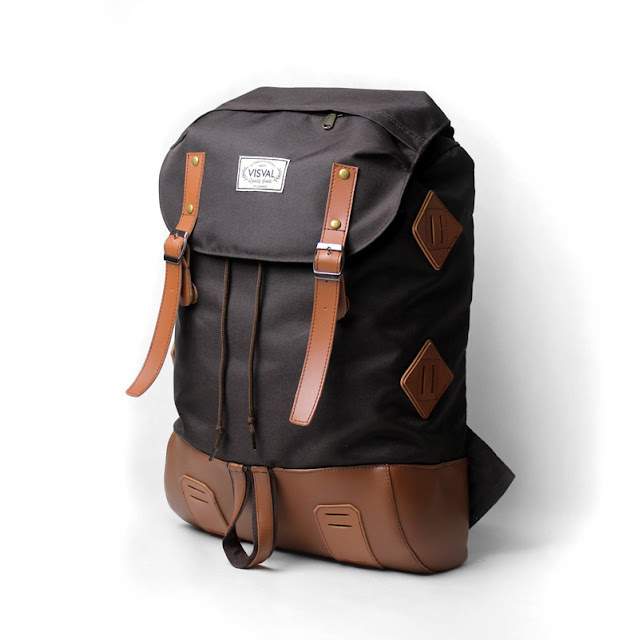 Model tas Backpack pria dan wanita kekinian
