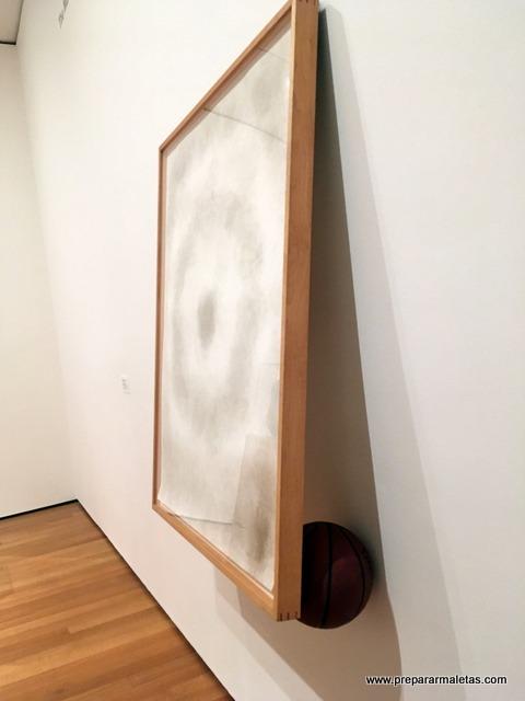 arte en el MOMA de Nueva York