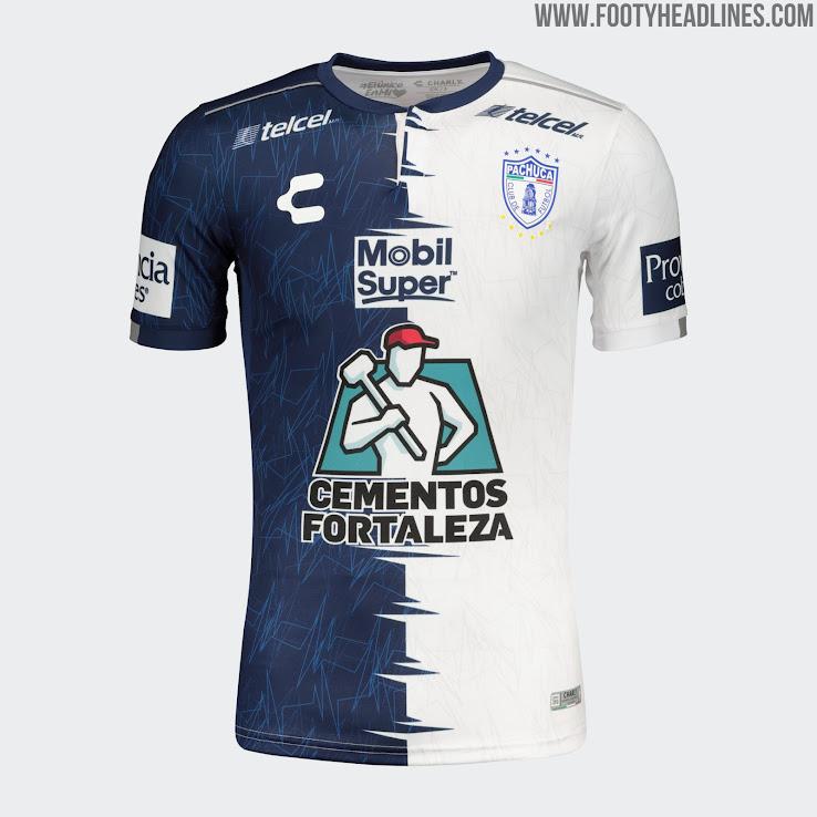 Pachuca 19-20 Home & Away Kits Released - Footy Headlines