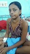 Jovem Itaitubense, necessita de cirugia urgente e precisa de ajuda para comprar a PRÓTESE; conheça o caso