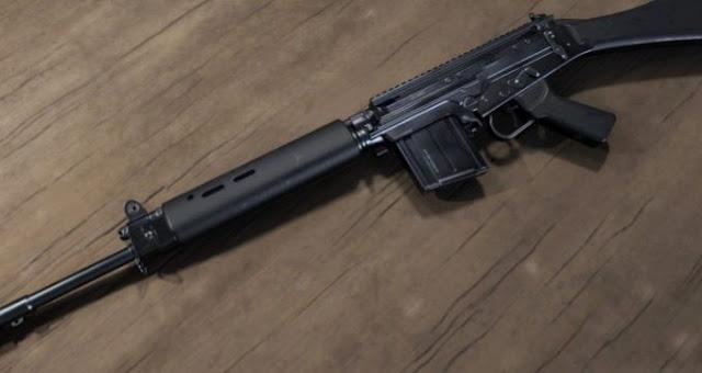 senjata jarak dekat terbaik pubg