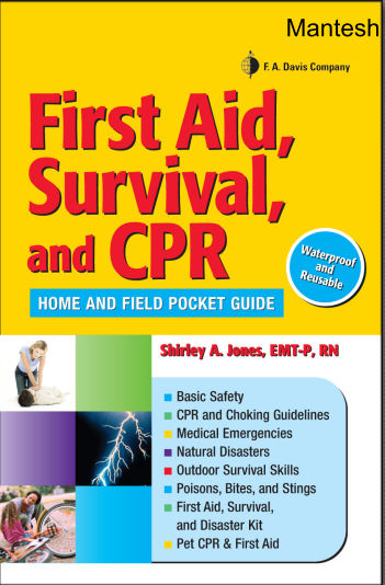 First Aid, Survival, and CPR Home and Field Pocket Guide (2012) [PDF]