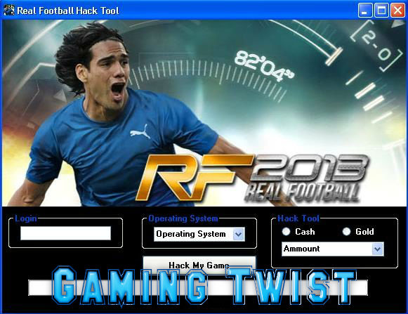 Real Football 2013 Hack for Android and iOS 2013
