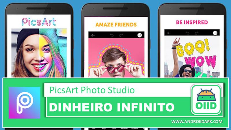 PicsArt Photo Studio 12.1.2 Full + PREMIUM Unlocked + Final