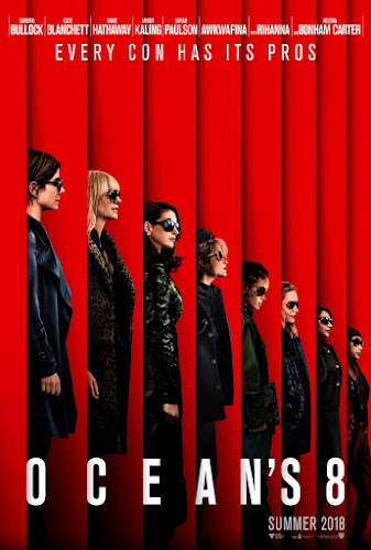Ocean's Eight (BRRip 720p Dual Latino / Ingles) (2018)