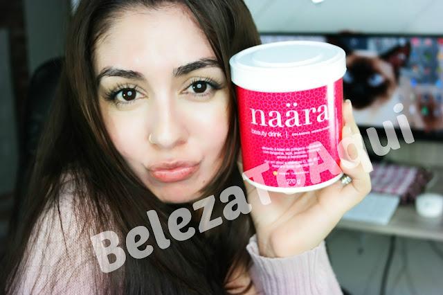 colágeno Naara, pele mais jovem, colágeno, pele menos flácida, rejuvenescimento