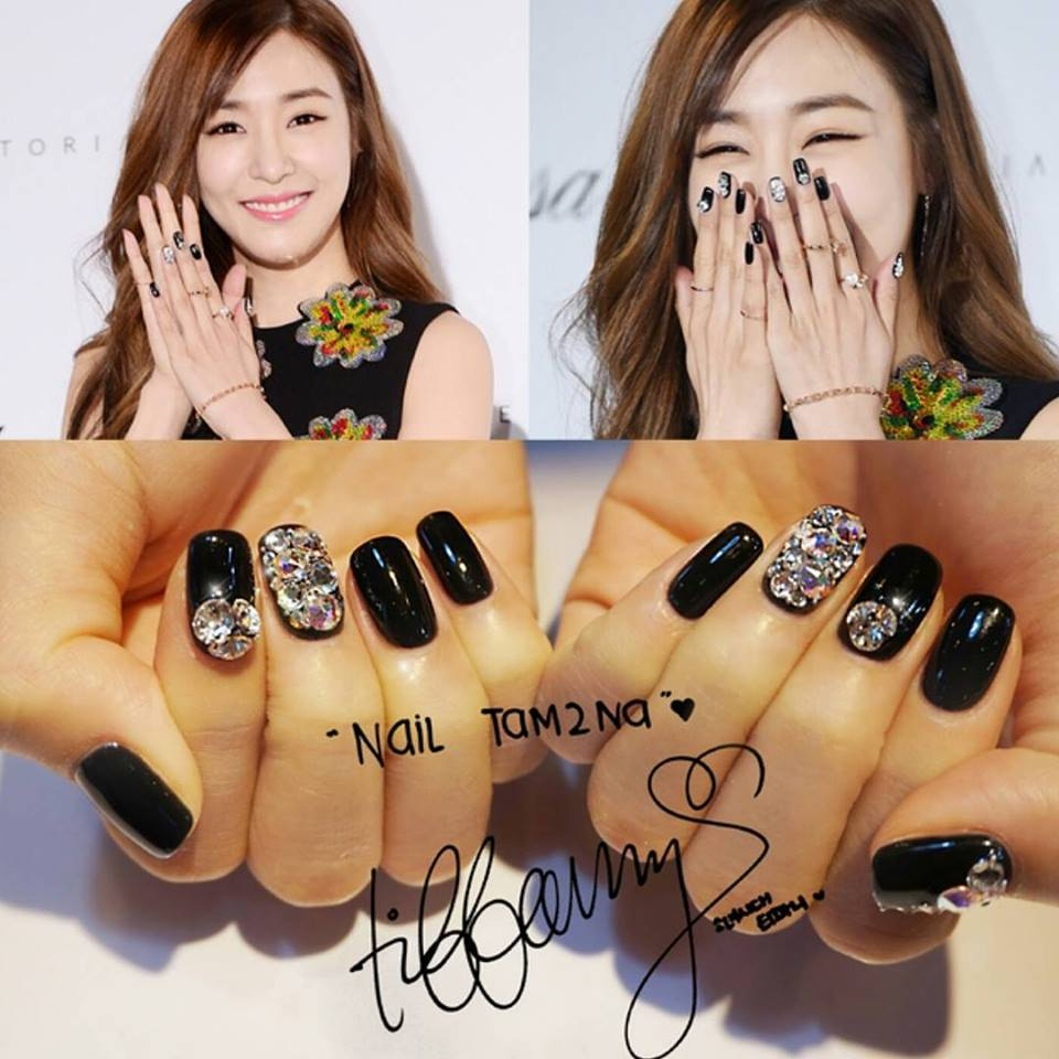 160326 Tiffanys Nail Art
