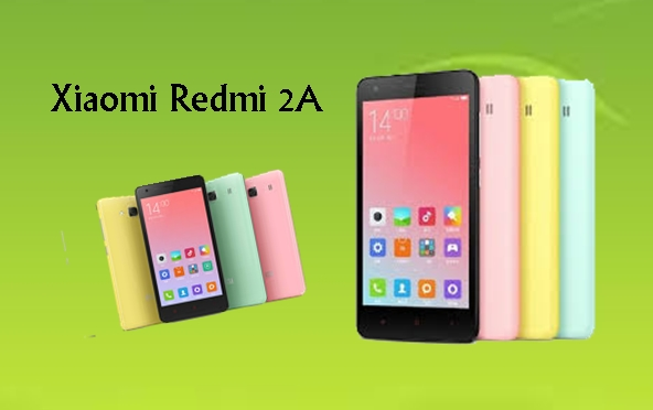 Xiaomi Redmi 2A Specifications - LAUNCH Announced 2015, January DISPLAY Type IPS LCD capacitive touchscreen, 16M colors Size 5.7 inches (~74.4% screen-to-body ratio) Resolution 1080 x 1920 pixels (~386 ppi pixel density) Multitouch Yes Protection Corning Gorilla Glass 3 BODY Dimensions 155.1 x 77.6 x 7 mm (6.11 x 3.06 x 0.28 in) Build Corning Gorilla Glass 3 back panel Weight 161 g (5.68 oz) SIM Dual SIM (Micro-SIM/Nano-SIM, dual stand-by) PLATFORM OS Android OS, v4.4.4 (KitKat) CPU Quad-core 2.5 GHz Krait 400 Chipset Qualcomm MSM8974AC Snapdragon 801 GPU Adreno 330 MEMORY Card slot No Internal 16/64 GB, 3 GB RAM CAMERA Primary 13 MP, f/2.0, OIS, autofocus, dual-LED (dual tone) flash Secondary 4 MP, f/2.0, 1080p (1/3'' sensor size, 2µm pixel size) Features Geo-tagging, touch focus, face/smile detection, HDR, panorama Video 2160p, 1080p@30fps NETWORK Technology GSM 850 / 900 / 1800 / 1900 - SIM 1 & SIM 2 2G bands HSDPA 850 / 1900 / 2100 3G bands TD-SCDMA 1900 / 2000 4G bands LTE band 3(1800), 7(2600), 38(2600), 39(1900), 40(2300), 41(2500) Speed HSPA, LTE Cat4 150/50 Mbps GPRS Yes EDGE Yes COMMS WLAN Wi-Fi 802.11 a/b/g/n/ac, dual-band, WiFi Direct, hotspot GPS Yes, with A-GPS, GLONASS, BDS USB microUSB v2.0, USB Host Radio No Bluetooth v4.1, A2DP, LE FEATURES Sensors Sensors Accelerometer, gyro, proximity, compass, barometer Messaging SMS(threaded view), MMS, Email, Push Mail, IM Browser HTML5 Java No SOUND Alert types Vibration; MP3, WAV ringtones Loudspeaker Yes 3.5mm jack Yes BATTERY  Non-removable Li-Ion 3000 mAh battery Stand-by  Talk time  Music play  MISC Colors Black, White  - Fast battery charging: 60% in 30 min (Quick Charge 2.0) - Active noise cancellation with dedicated mic - MP4/H.264 player - MP3/WAV/eAAC+/Flac player - Photo/video editor - Document viewer