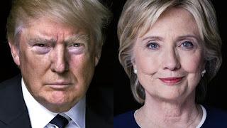 Poll: Clinton vs Trump