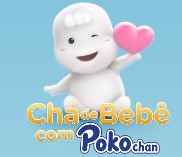 Chá de Bebê com Poko-Chan  Blog Top da Promoção. www.topdapromocao.com.br @topdapromocao #topdapromocao
