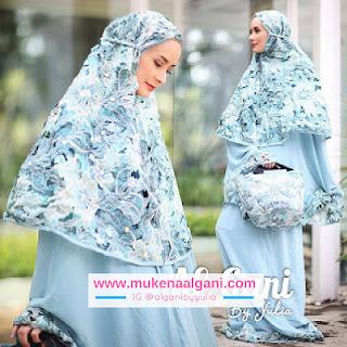 mukena%2Bprada%2Bsafira%2B5 Koleksi Mukena Al Ghani Terbaru Original