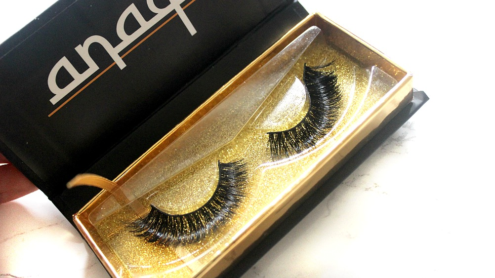 anaqa lashes nour lashes how to apply false eyelashes