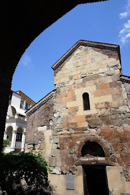 Basílica de Anchiskhati de Tbilisi