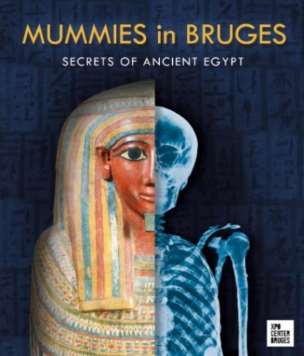 'Mummies in Bruges: Secrets of Ancient Egypt' at the XPO Center in Bruges, Belgium